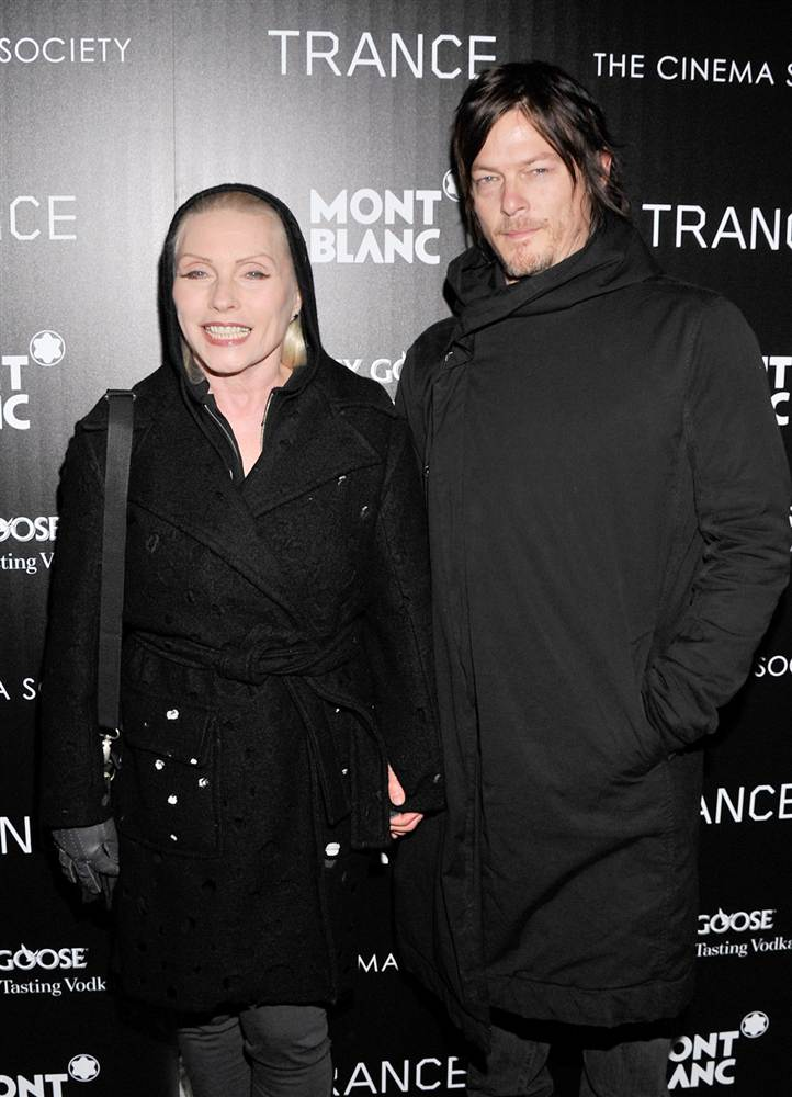 The gallery for --> Norman Reedus Girlfriend 2013