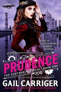 New Gail Carriger Steampunk series